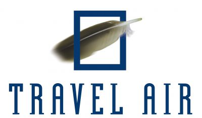 Logo Travel Air alta resolucion