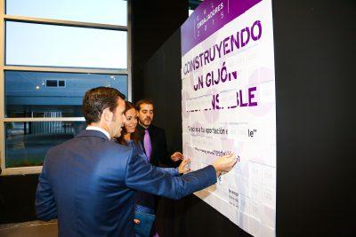 Construyendo un Gijón responsable Embajadores de Gijón 2015